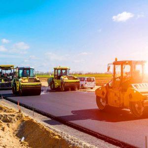 асфальтирование дорог в Калужской области